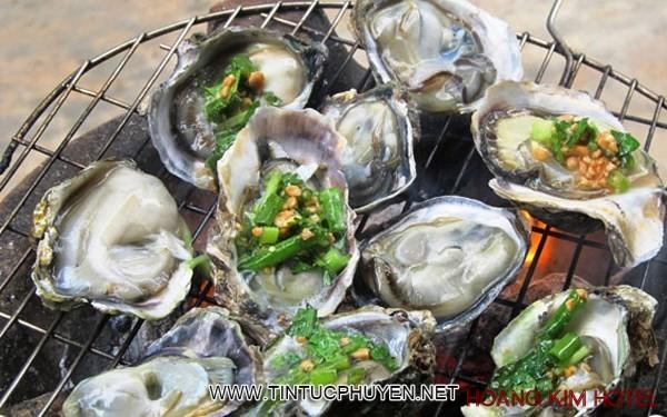 Hàu đầm Ô Loan vào Top 20 món ăn Việt Nam