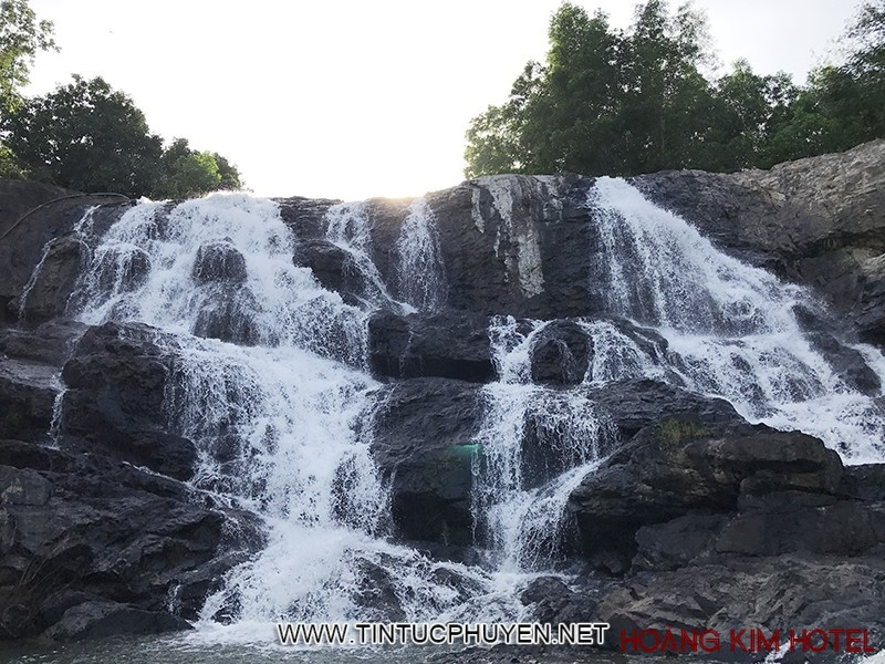Thác Cây Đu Sông Cầu - Phú Yên